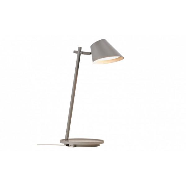 Nordlux DFTP Tischleuchte Stay LED, Grau