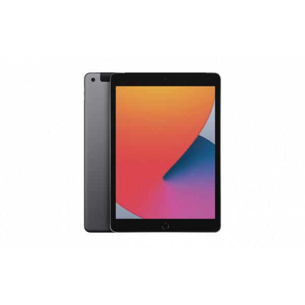 Apple iPad 8th Gen. Cellular 128 GB Grau