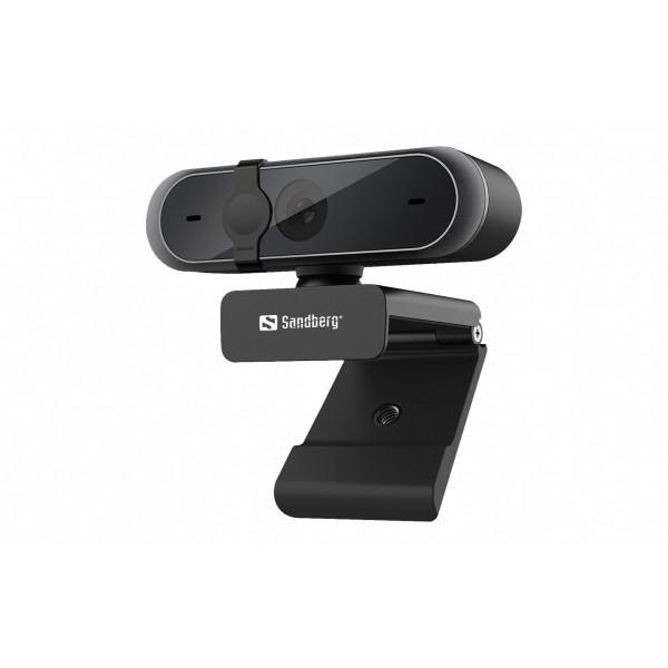 Sandberg Pro USB Webcam 1080P 30 fps