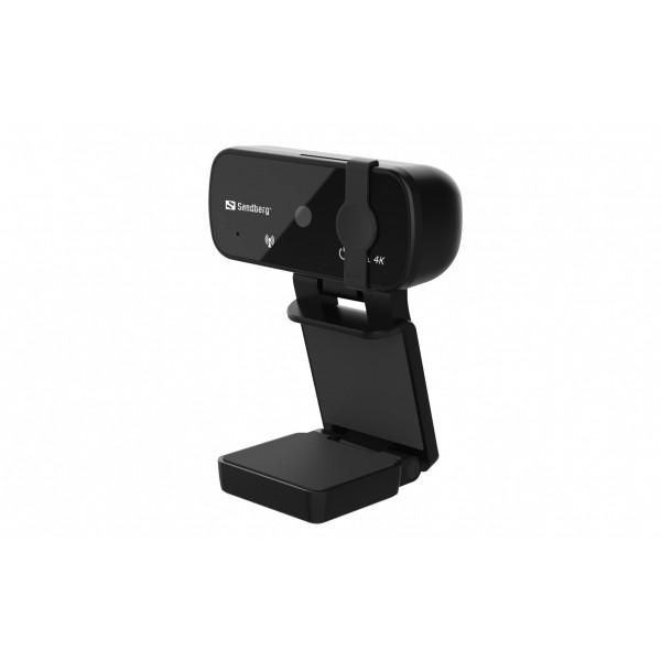 Sandberg Pro+ USB Webcam 4K/UHD 30 fps