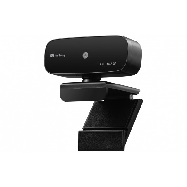 Sandberg Autofokus USB Webcam 1080P 25 fps