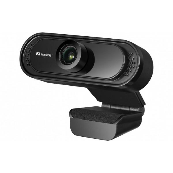 Sandberg Saver USB Webcam 1080P 30 fps