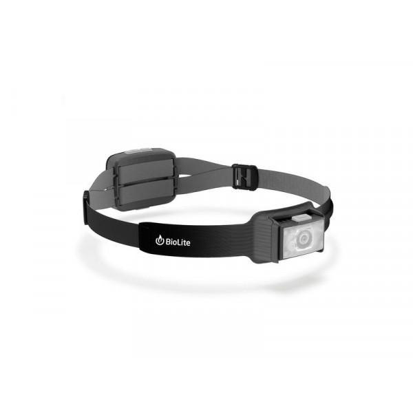 BioLite Stirnlampe 750 Grau