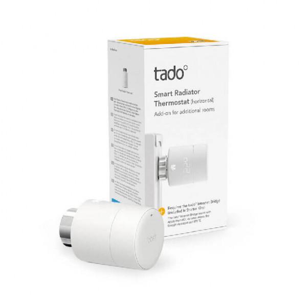 Tado° Heizkörperhermostat horizontal Packshot