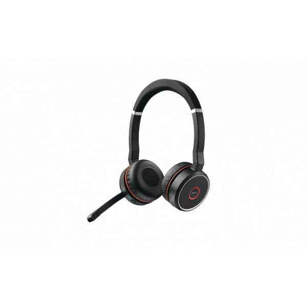Jabra Headset Evolve 75 Duo MS