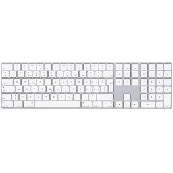 Apple Tastatur Magic mit Ziffernblock, CH-Layout