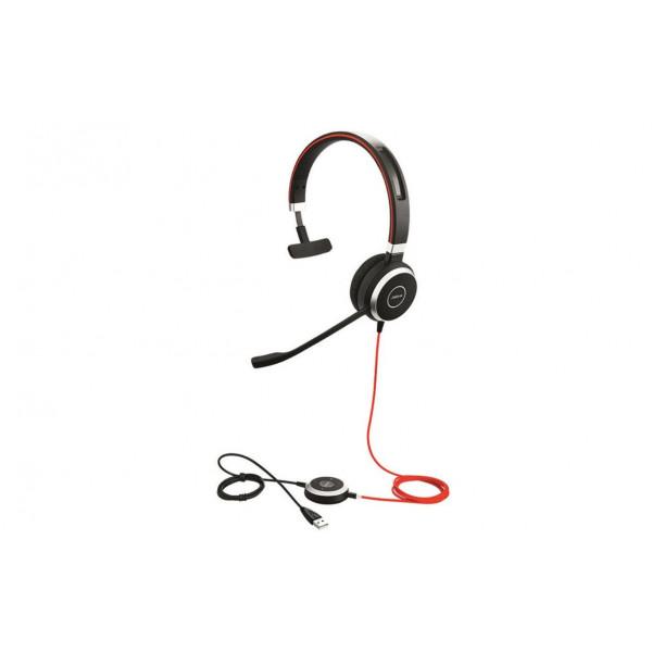 Jabra Headset Evolve 40 Mono MS