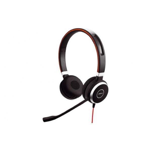 Jabra Headset Evolve 40 USB-C Duo MS