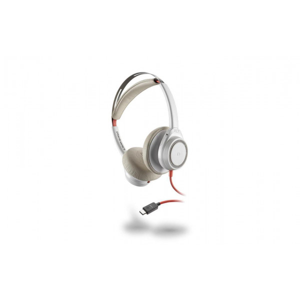 Poly Headset Blackwire 7225 USB-C weiss