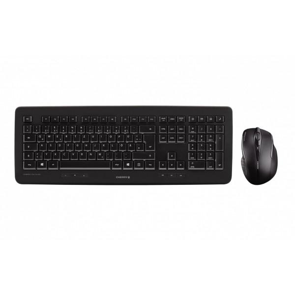 Cherry Tastatur-Maus-Set DW 5100