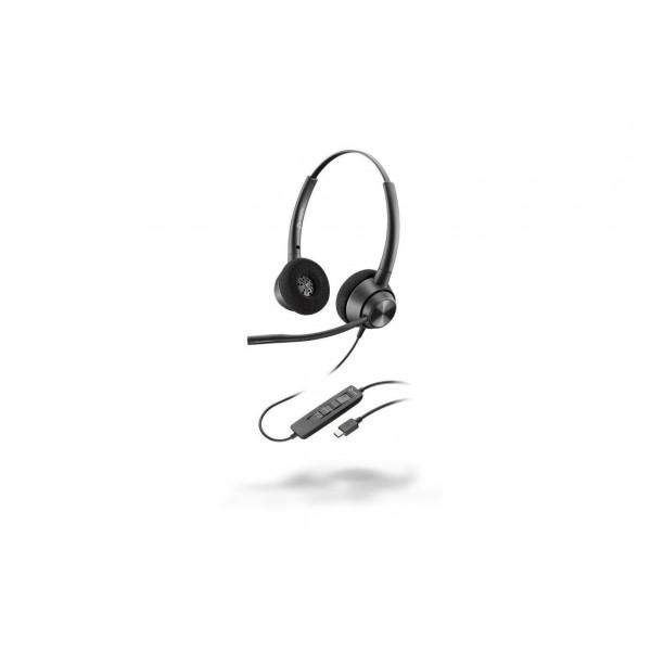 Poly Headset EncorePro 320 Duo USB-C