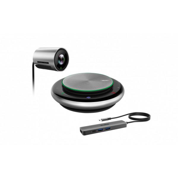 Yealink BYOD USB Meeting Kit UVC30, CP900, Connector Box 4K/UHD
