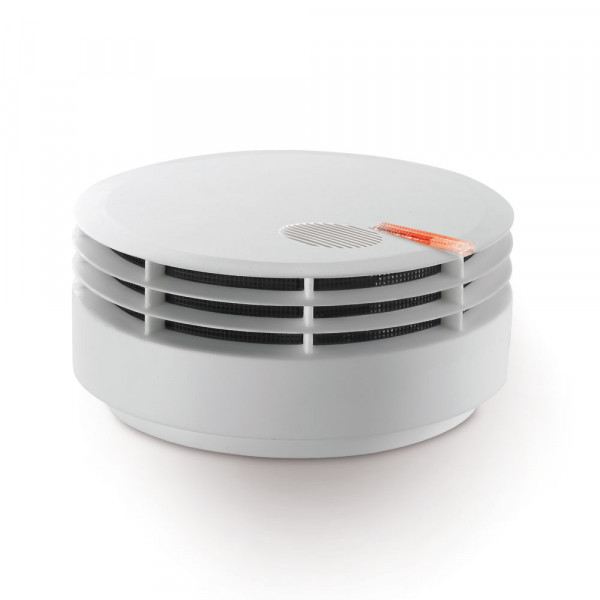 Rauchwarnmelder Hybrid gibt Alarm